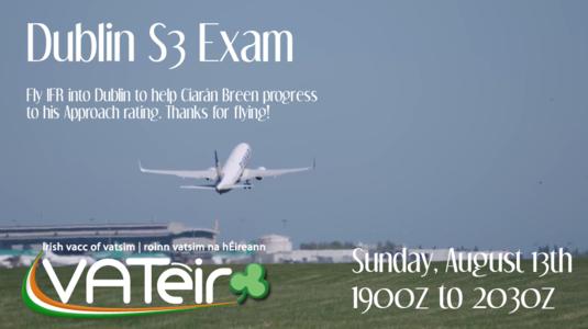 Dublin S3 Exam